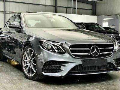 usado Mercedes E220 AMG IVA DESCRIMINADO