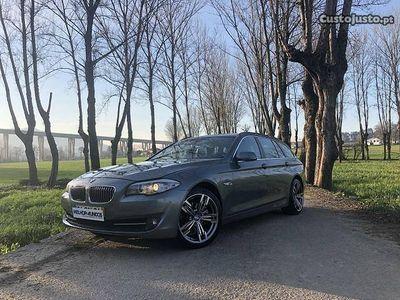 brugt BMW 520 D Auto Sport