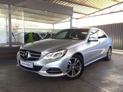 usado Mercedes E220 CDi Avantgarde Aut.