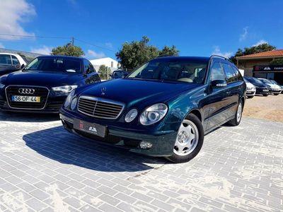 usado Mercedes E220 Elegance - IUC Antigo - 7 Lugares