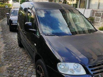 usado VW Caddy 1.9 Tdi