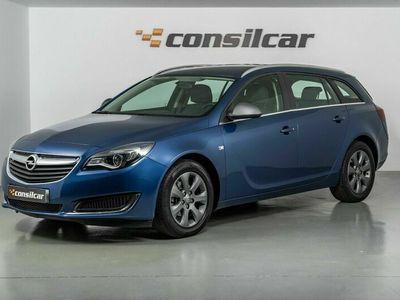 usado Opel Insignia Sports Tourer 1.6CDT-i M6 Executive 17 Pack