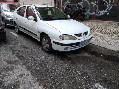 używany Renault Mégane 1.9 dti