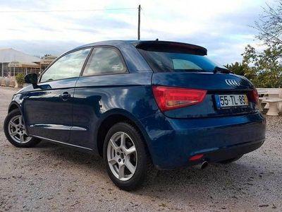 usado Audi A1 1.6 TDi 110 cv