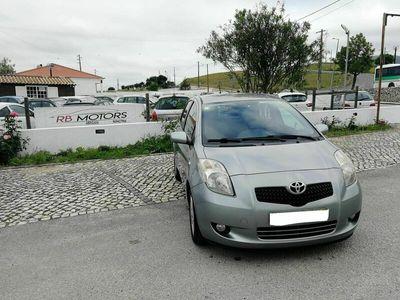 usado Toyota Yaris 1.4 D-4D Sol Hight Pack