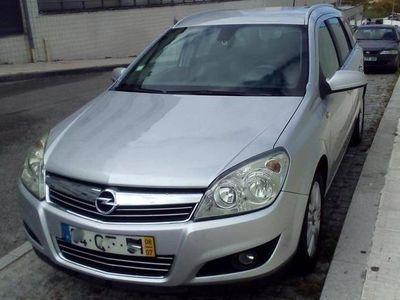 usado Opel Astra Caravan 1.7Cdti