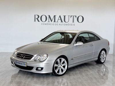 usado Mercedes CLK220 ClasseCDi Avantgarde Aut. (150cv) (2p)