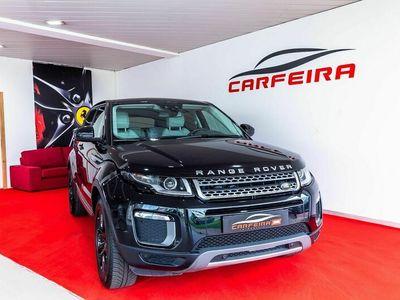 usado Land Rover Range Rover evoque full extras