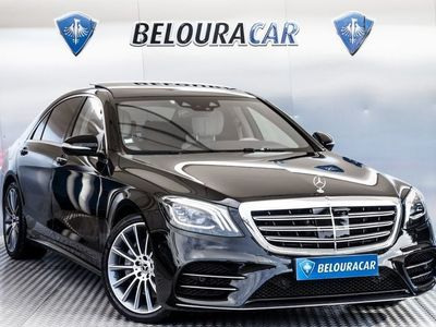 usado Mercedes S400 d 4-Matic Designo