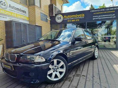 usado BMW 320 EXTRAS PACK-M
