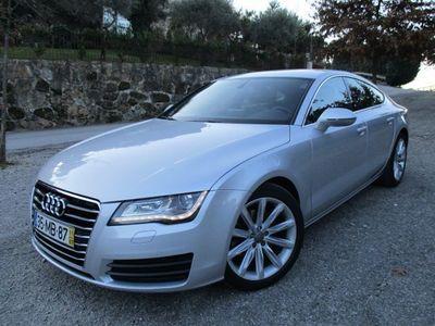 usado Audi A7 3.0 TDI V6 204 CV