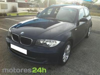 usado BMW 118 D EXECUTIVE (1º dono)(nacional