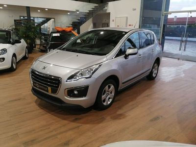 usado Peugeot 3008 1.6 E-HDI BUSINESS AUTO. C/GPS, LED