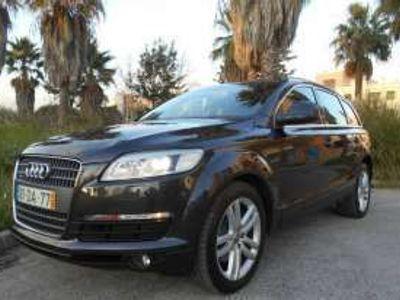 usado Audi Q7 Gasolina