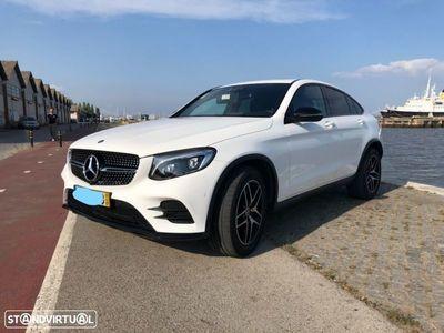 usado Mercedes GLC250 4 Matic