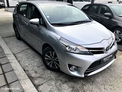 used Toyota Verso ---