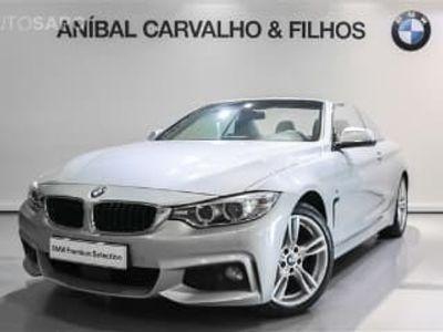usado BMW 425 Série 4 d Cabrio Pack M Aut. (218cv) (2p)