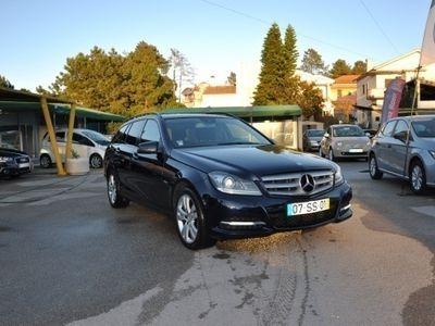 usado Mercedes C220 C 220CDi Avantgarde BlueEfficiency