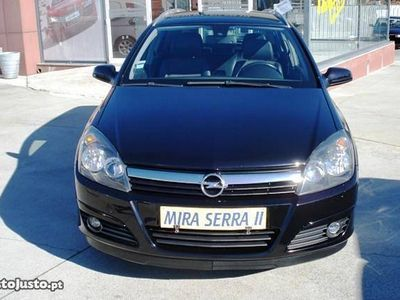 usado Opel Astra Caravan1.7Cdti100Cv -