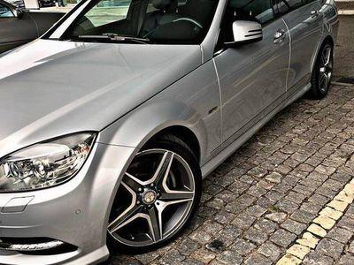 usado Mercedes C350 AMG 231cv Avantgarde 4-Matic