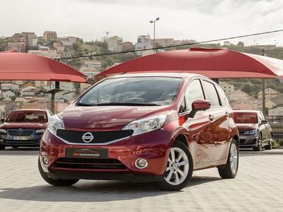usado Nissan Note 1.5 dCi Tekna Premium 360º