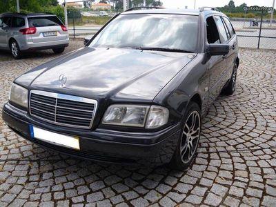 usado Mercedes C220 220d