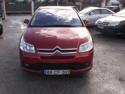 usado Citroën C4 Coupé 1.4 16V VTR