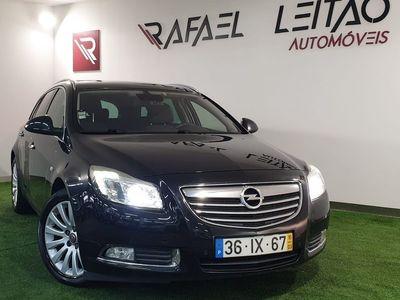 brugt Opel Insignia Sports Tourer 2.0CDTi COSMO 160CV