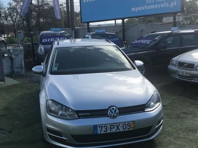 usado VW Golf Variant GPS edition