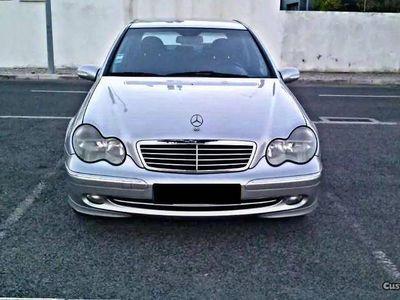 usado Mercedes C220 Elegance 150cv
