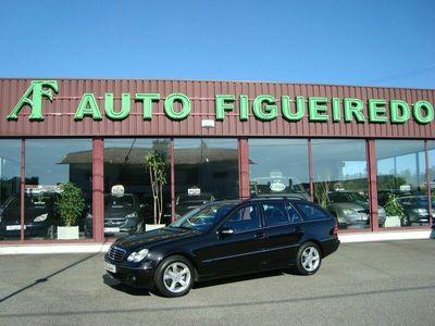 usado Mercedes C220 CDI SW Avantgard 150 cv Nacional Cx Automática