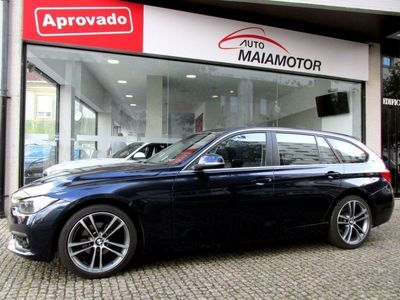 usado BMW 320 Touring Auto Efficientdynamics Edition