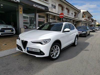 usado Alfa Romeo Stelvio AT8 Q4 210CV PANORAMA HARMAN-KARDON