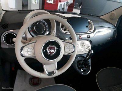 usado Fiat 500 caixa automática