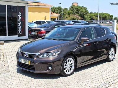 usado Lexus CT200h h P.Dynamic