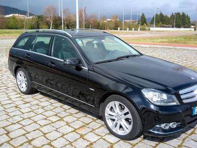 usado Mercedes C250 CDi Avantgarde BE - 11