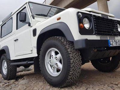 brugt Land Rover Defender 90 Td5 6 Lugares