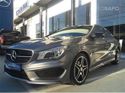 usado Mercedes CLA180 ClasseCDi AMG Line (109cv) (4p)