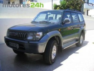 usado Toyota Land Cruiser J9