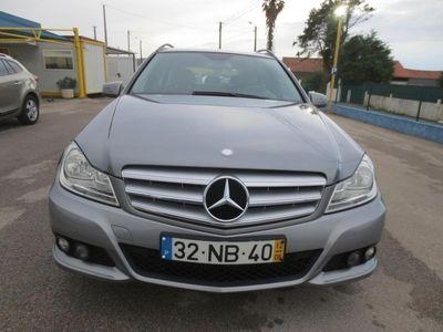usado Mercedes C200 CDi Classic GPS