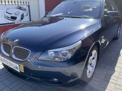 usado BMW 525 525 D E60