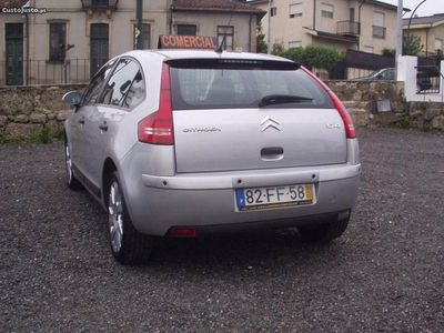 usado Citroën C4 1.6 HDI SX 110cv - 08
