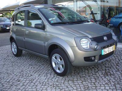 usado Fiat Panda Cross 4X4 1.3 M-Jet