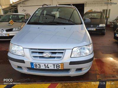 usado Hyundai Matrix 1.5. CRDI