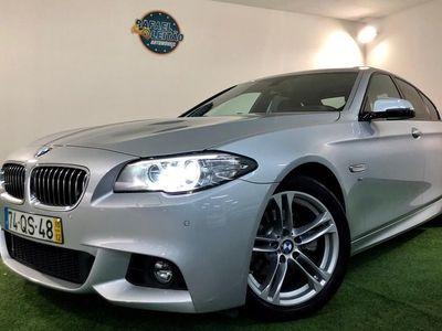 gebraucht BMW 520 dA PACK M/ NACIONAL/ ÚNICO DONO