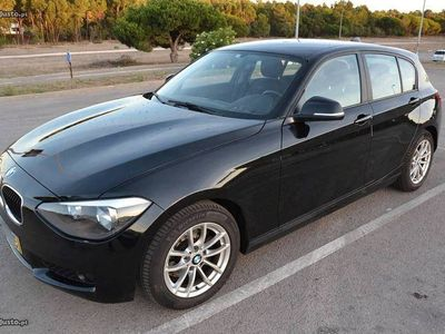 usado BMW 116 D EfficientDynamics