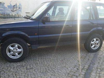 brugt Land Rover Range Rover 2.5 td p38