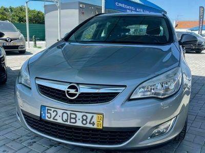 usado Opel Astra SW