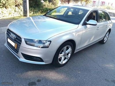 usado Audi A4 2,0 tdi avant