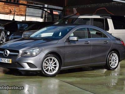 usado Mercedes CLA220 CDI Auto